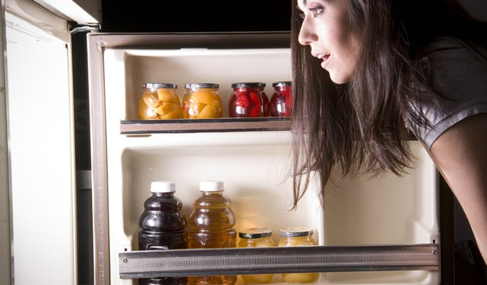 Keep your cupboard stocked up with healthy food to stop cravings