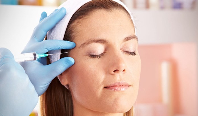 Botox is a popular option to get rid of wrinkles and loose skin.