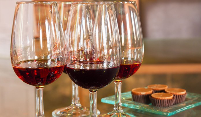 Port wine is good for the heart