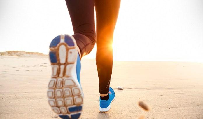 Walking backward is easier on the joints