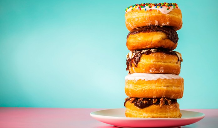 Avoid foods that are made of refined sugar