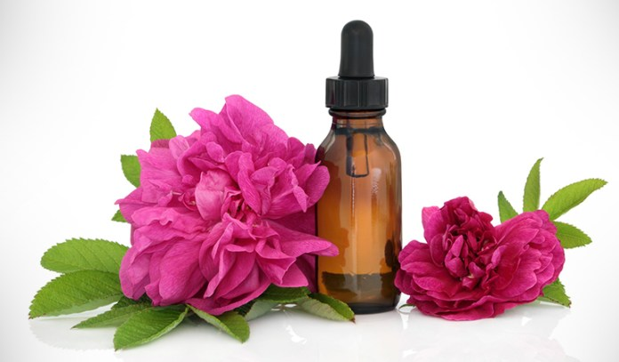 Rose relieves anxiety and depression.
