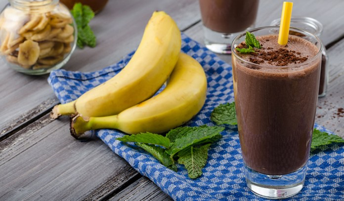 Add a spoonful of cocoa powder to smoothies for health benefits