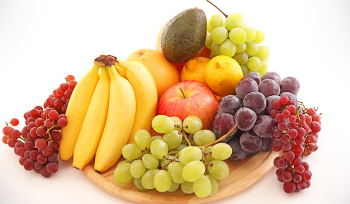 Fruits are rich in vitamins, minerals and fiber.