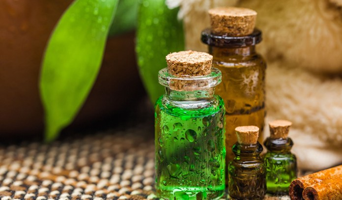 Tea tree oil is known for its anti-inflammatory and anti-microbial properties