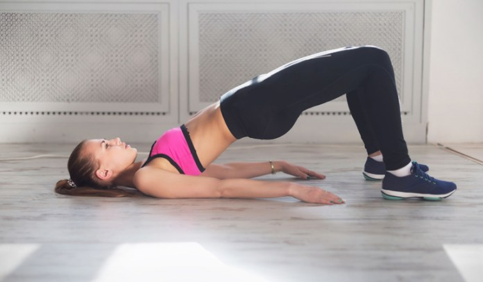 This exercise is the most effective glute builder