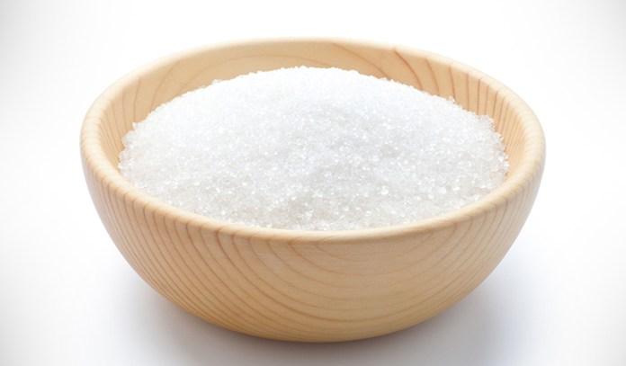 Sugar and tomato mix removes old dead skin
