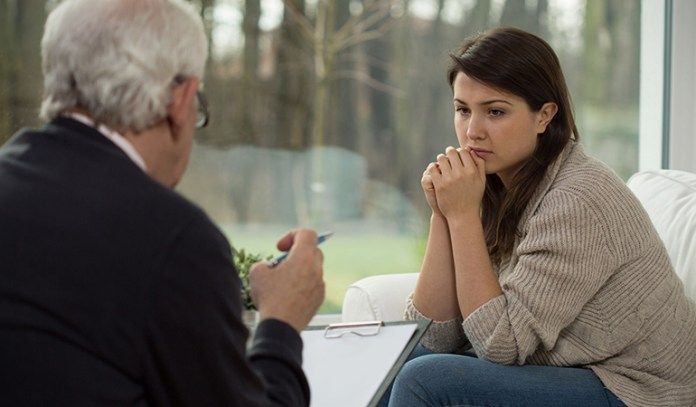 Medication and psychotherapy can help in the initial stages