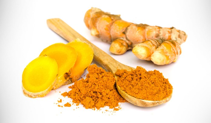Turmeric is a known anti-inflammatory agent and fights the common cold