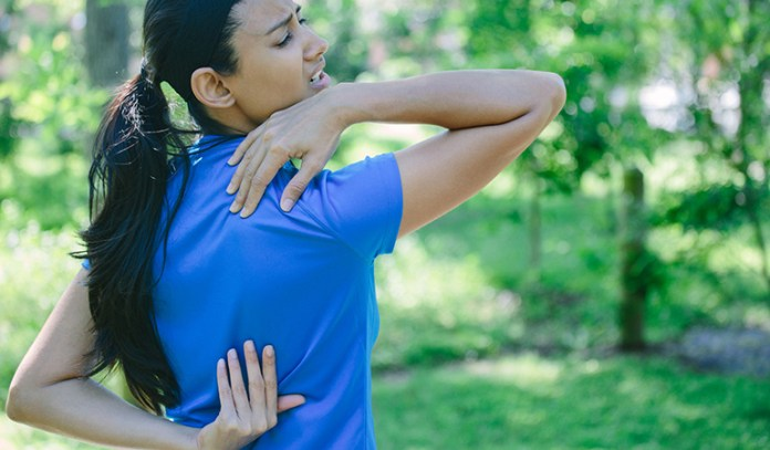 Feelings of loneliness is usually the cause for upper back pain