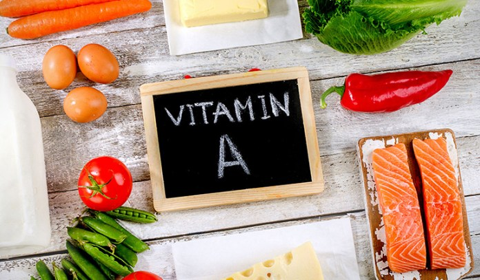 Too much vitamin A can ruin your hair growth