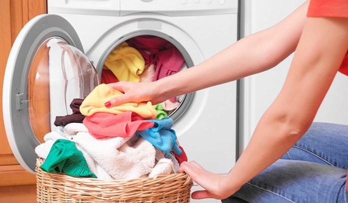Repeated washing also lowers the UPF