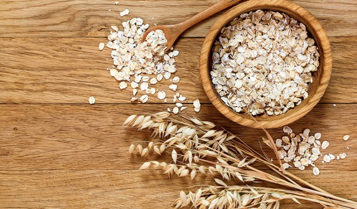 Whole grains are fiber-rich carbohydrates that help you burn abdominal fat