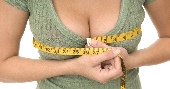 9 reasons to love your small breasts.