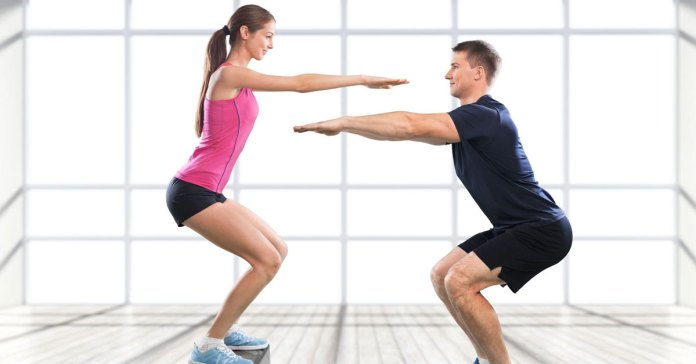 Burn Fat And Tone Muscles By Doing Squats