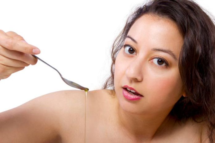 Oil pulling gets rid of all impurities from your body