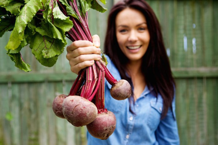 Beets contain folic acid, which is needed during pregnancy
