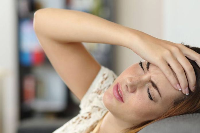 Without magnesium, platelets build up and cause migraines.