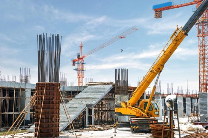 Construction and manual work noise can cause permanent hearing issues