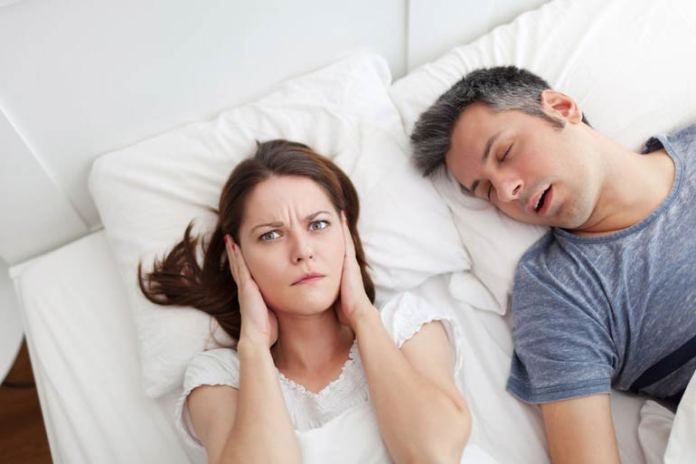 Snoring should be treated as it can cause severe issues like sleep apnea