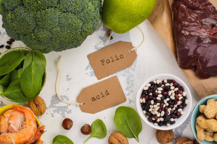 Folic acid deficiency can lead to birth defects in babies