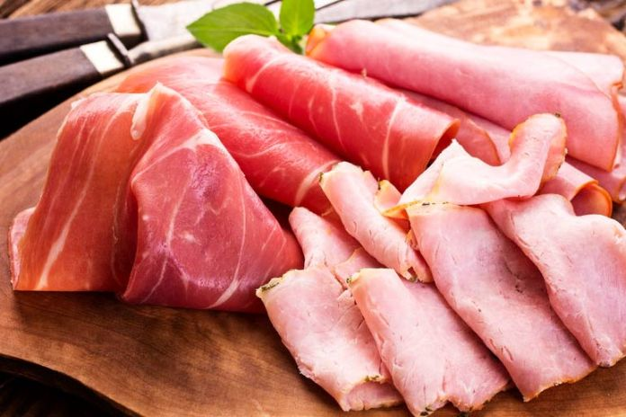 Meat that isn't fresh is high in tyramine.