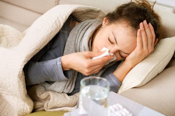 Candida fungus can weaken the immune system