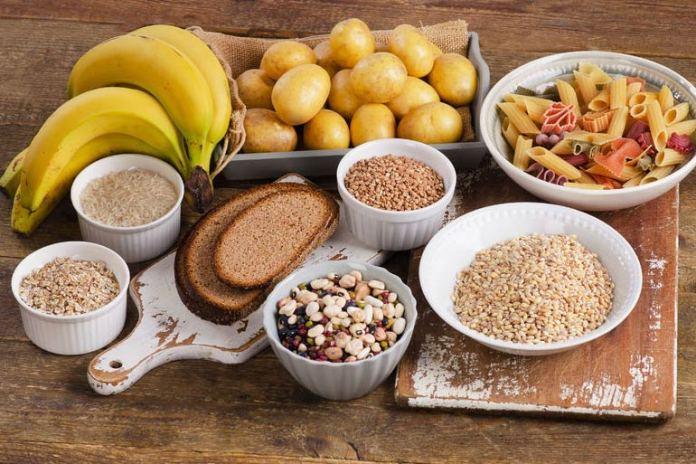 Keep track of the carbs that you consume