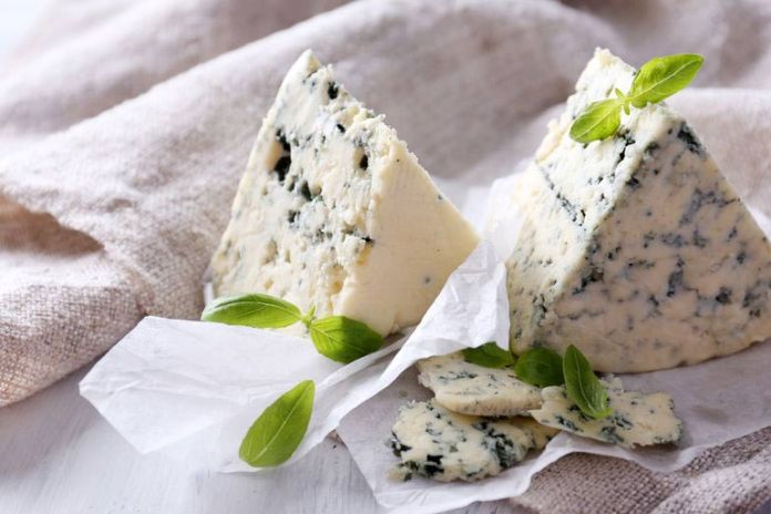 Aged cheese is high in tyramine