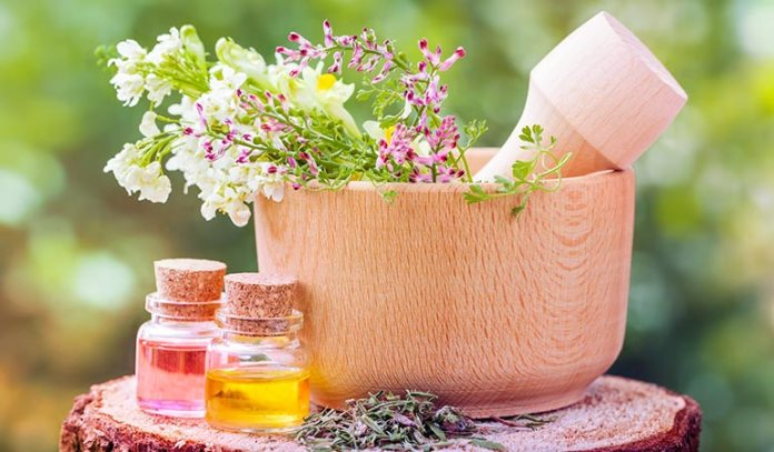 Aromatherapy is an integral part of Ayurvedic practices