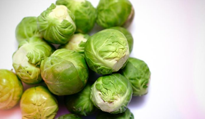 Brussel sprouts acts as a painkiller and gives you stronger bones