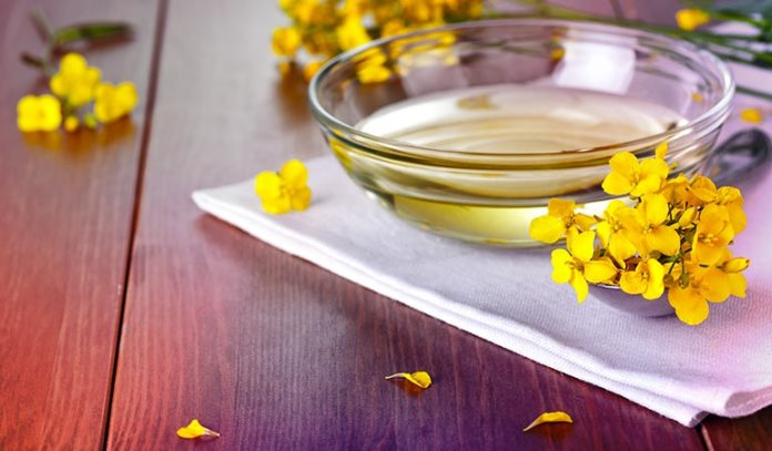 Canola oil is a mild-flavored oil that is perfect for deep frying