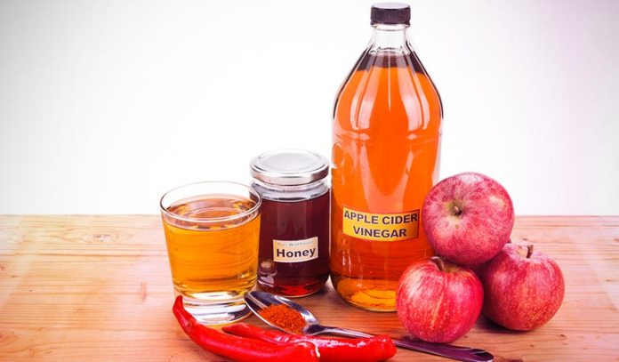 ACV must be diluted with water before taking it.)