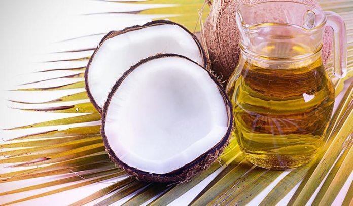 Coconut oil is not recommended for underweight people