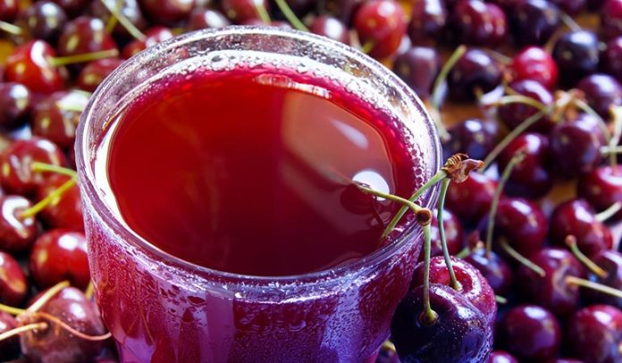 Cherries are one of the richest natural sources of melatonin