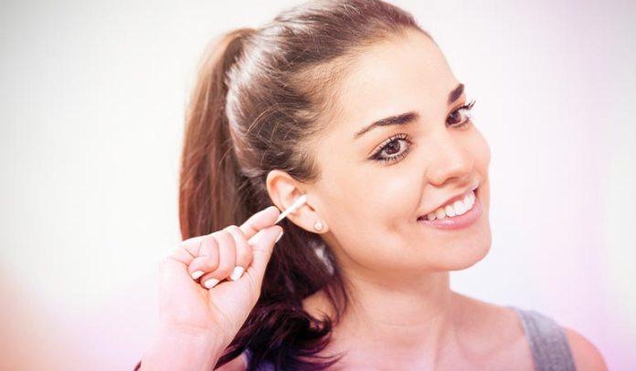 Rubbing alcohol helps in eliminating ear wax.