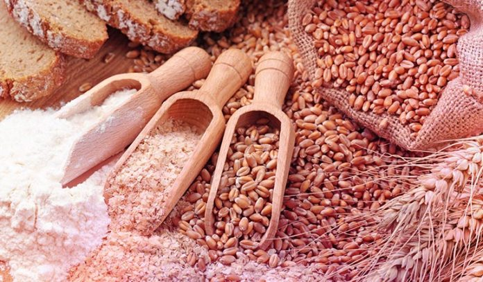 Grains contain a lot of essential vitamins and minerals, but they are made up of carbohydrates, which break down into sugar in your body and feed the Candida)