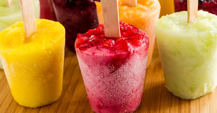 4 Healthy Icy Treats For Everyone This Summer