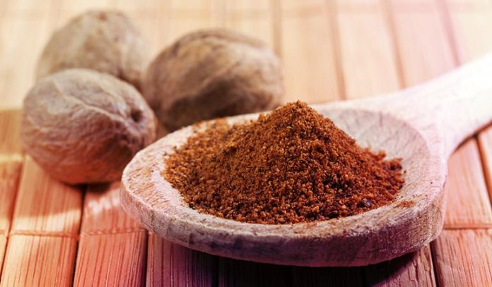 Nutmeg has anti-inflammatory and antibacterial properties that fight acne.