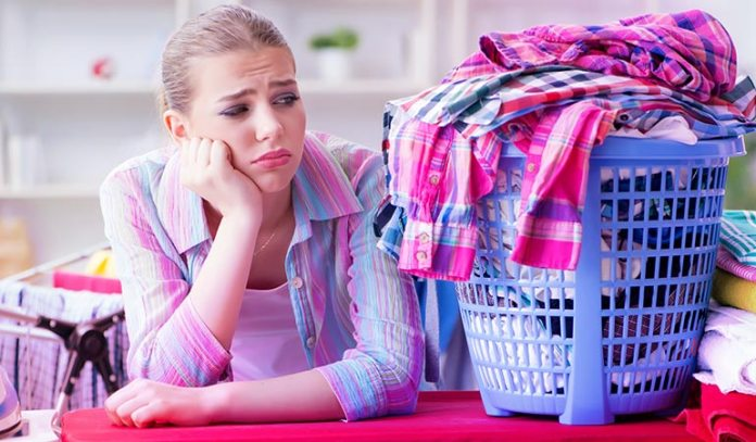 Too Many Chores To Do In Your Free Time Might Leave You Feeling Overwhelmed And Frustrated