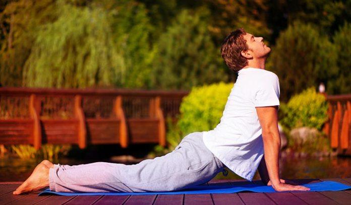 yoga and breathing exercises boost immunity