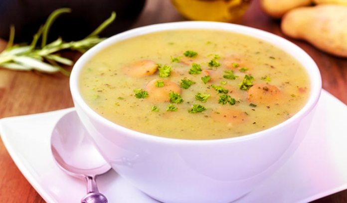 Eat cooked foods which are warming and dense in nutrients