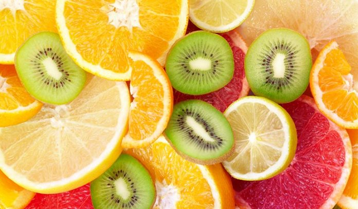 Vitamin C helps boost your immune system and has potent antioxidant properties)
