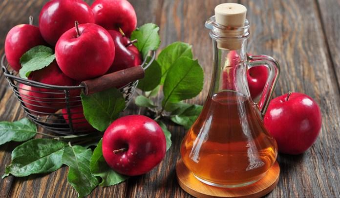 Apple cider vinegar reduces cellulite.