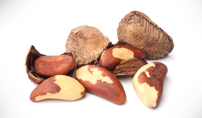 Brazil nuts can help with your thyroid issues