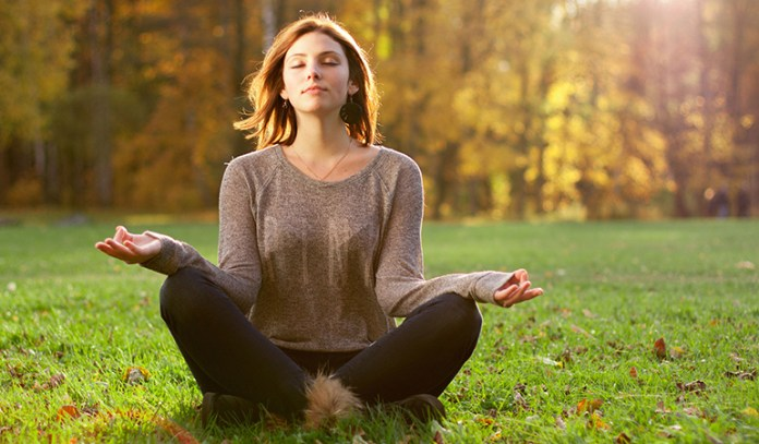 Rid the body of negative energy to experience release