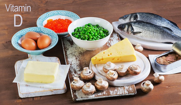 Include Vitamin-D Rich Foods