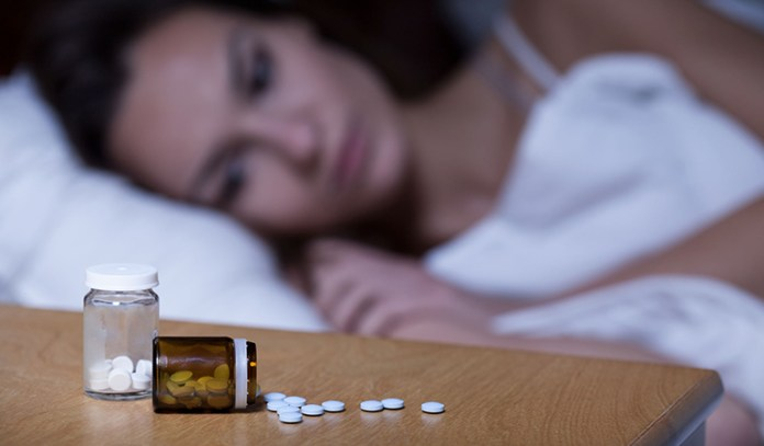 Excessive dependence on sleeping pills will not help