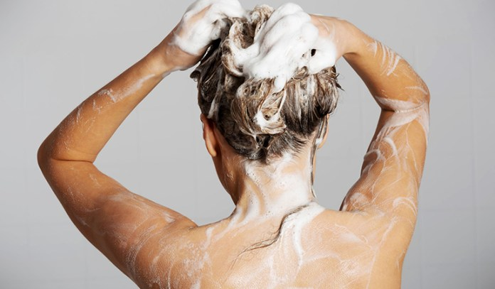 Shampooing removes natural oils