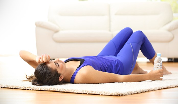 benefits of rest days in your exercise